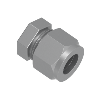 CCA-2M-STEL Cap For Tube End
