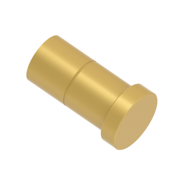 CFTA-6-BRAS Tube Stub Plug