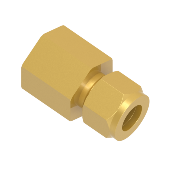 CGC-4-4G-BRAS Gauge Connector