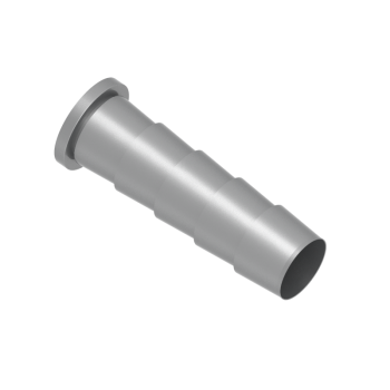 CI8-4-STEL Tube Insert For Nylon Or Soft Plastic Tubing
