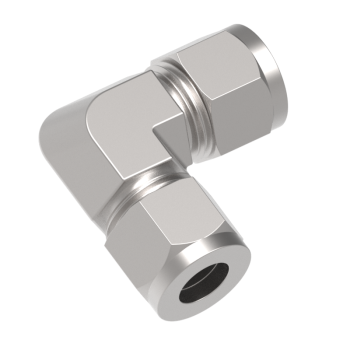 CLA-1-S316 Hylok Tube To Tube Union Elbow