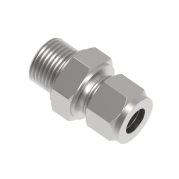 COM-12M-4G-S316 Male Connector For Metal Gasket Seal