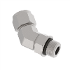 SAE / MS 45°Male Elbow (Adjustable) - Product Catalog
