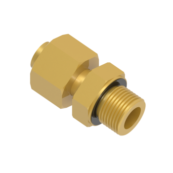 DA-08L-02GED-BRAS Adapter Bsp Paralled
