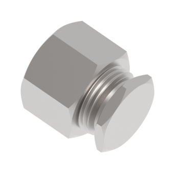 DCA-10S-S316 Tube Cap