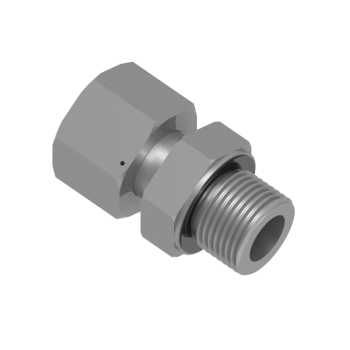 DEGE-08L-02G-STEL Swivel Adapter Bsp Paralled