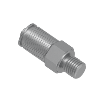 DEMA3-M10-STEL Test Coupling With Threaded Connection