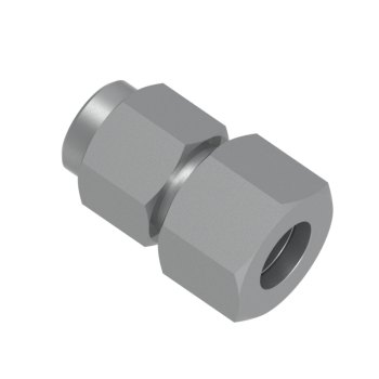 DGC12L-02G-STEL Pressure Gauge Connector Bsp Paralled