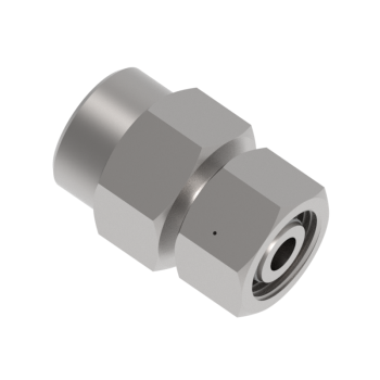 DGE-08S-02G-S316 Swivel Guage Adaptor