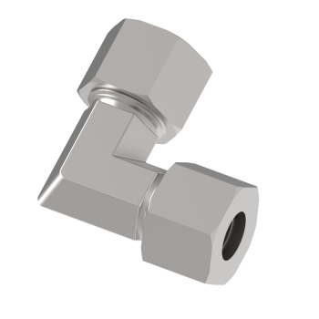 DL-08S-SS316 Din 2353 Union Elbow