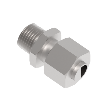 DMC-04LL-MK8K-SS316 Male Connector Metric Tapered