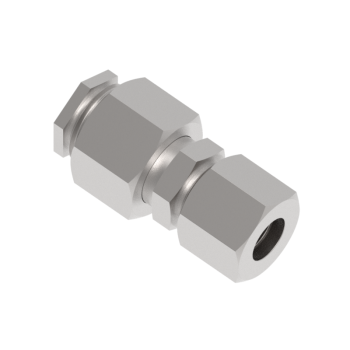 DRED-35L-06L-S316 Swivel Reducing Adapter With Cone