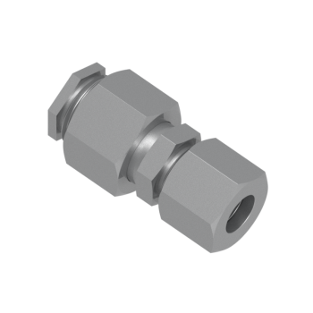 DRED-35L-08L-STEL Swivel Reducing Adapter With Cone