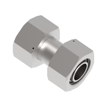 DUE-35L-S316 Swivel Union With Cone