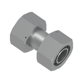 DUE-42L-STEL Swivel Union With Cone