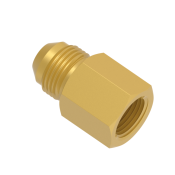 FFC14T-06N-BRAS Female Connector 37 Jic