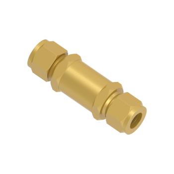 FI2-H-4T-BRAS Micron Inline Filter