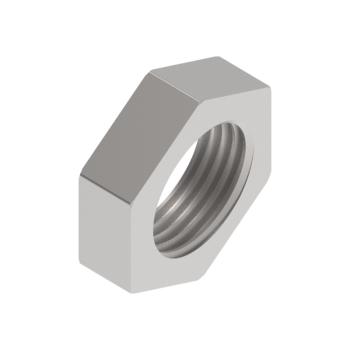 FLN-20T-S316 Bulkhead Lock Nut