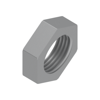 FLN-32T-STEL Bulkhead Lock Nut
