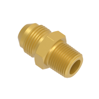 FMC20T-10N-BRAS Male Connector 37 Jic