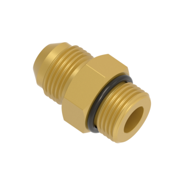 FOM5T-05U-BRAS O Ring Seal Male Connector Unf