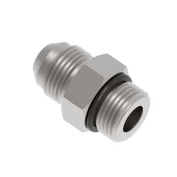 FOM5T-05U-S316 O Ring Seal Male Connector Unf