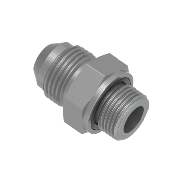 FOMR20T-10G-STEL O Ring Seal Male Connector Pf