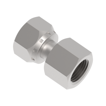 FSFFC4T-01N-S316 37 Jic Swivel Female Connector