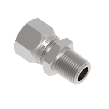 FSFMC16T-08N-S316 Swivel Connector