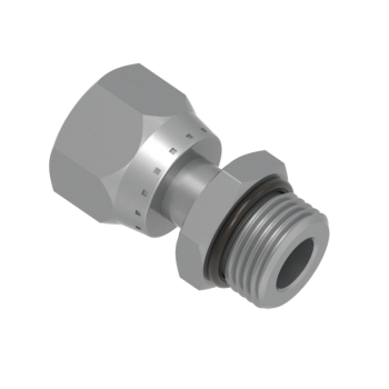FSFOM20T-20U-STEL O Ring Seal Swivel Connector Unf