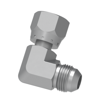 FSL-3T-STEL 37 Jic Swivel Elbow