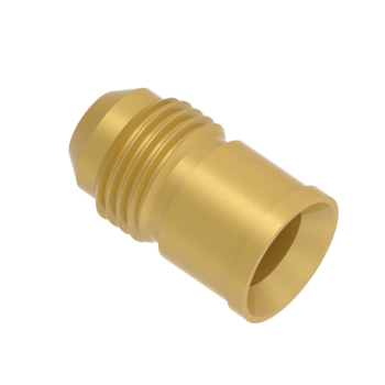FTER16T-12T-BRAS Tube End Reducer
