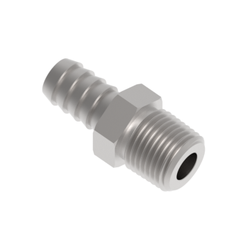 H-HCM4-8N-S316 Male Hose Connectors Npt