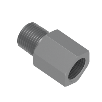 H-MFAA-4RN-STEL Adapter Female Npt To Male Iso Tapered