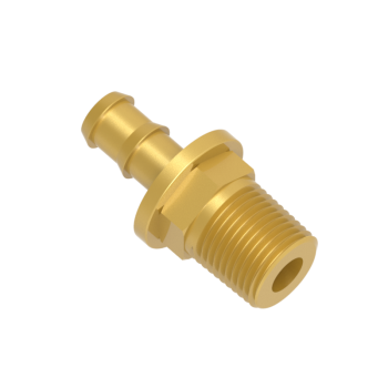 H-POMA6-6R-BRAS Male Adapter