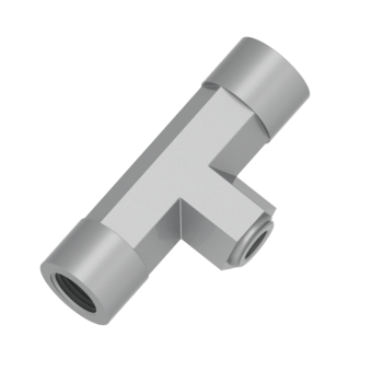 H-SBT-8N-STEL Pipe Fitting Branch Tee