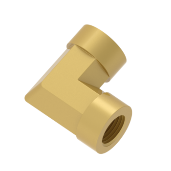 H-SLA-8N-BRAS Elbow Pipe Fittings