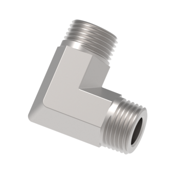 H-SML-8N-S316 Male Elbow Pipe Fittings