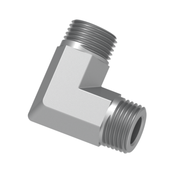 H-SML-2N-STEL Male Elbow Pipe Fittings