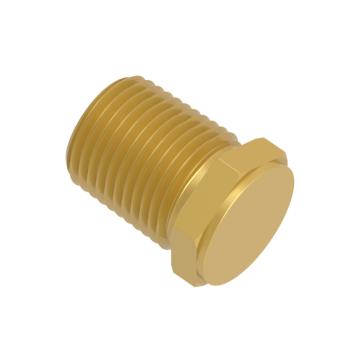 H-SPB-12N-BRAS Pipe Plug