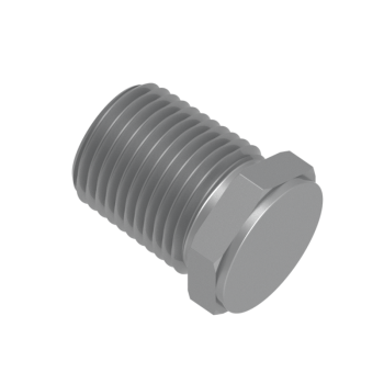 H-SPB-12N-STEL Pipe Plug