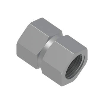 H-SSR8-6N-STEL Hex Reducing Coupling