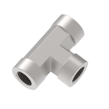 H-STA-12N-S316 Pipe Fittings Tee