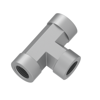 H-STA-16N-STEL Pipe Fittings Tee