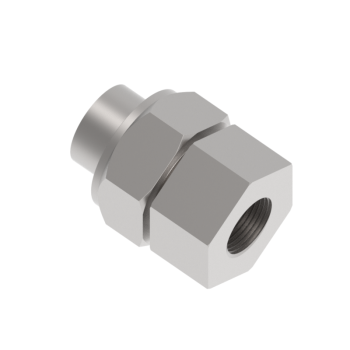 H-SUR-8N-S316 Union Ball Joint