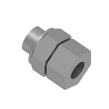 H-SUR-8N-STEL Union Ball Joint