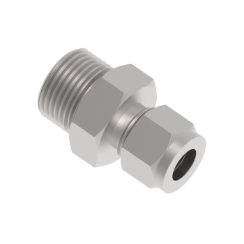 H-ZCOCC4-4-S316 Zco Bodies Tube Fitting Connector