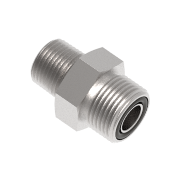 H-ZCOMC12-12N-S316 Male Connector Zco
