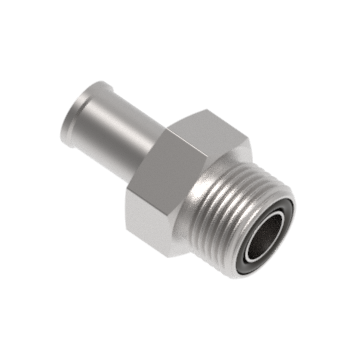 H-ZCOTWC-6A-S316 Automatic Tube Weld Connector