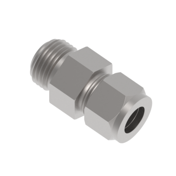 H-ZHC8-6 Zcr Face Seal Tube Fitting Connector